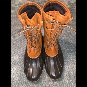 Sporto the original Duck boots size 10